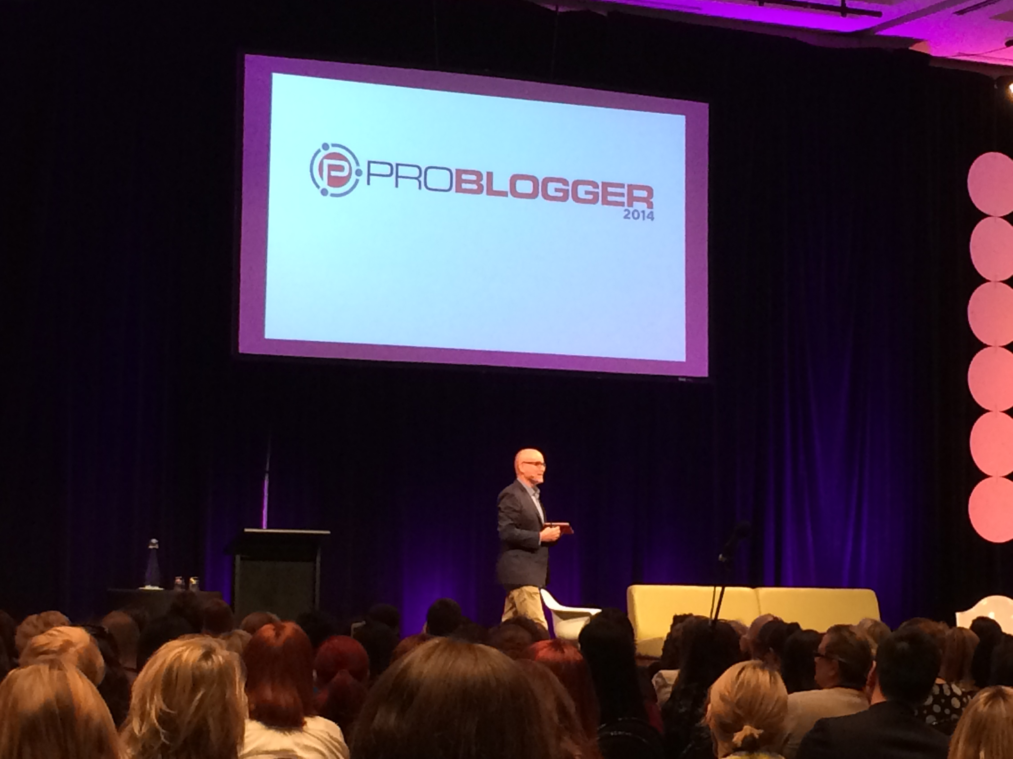 Problogger: An Intro from Darren Rowse