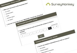 Surveys with Survey Monkey