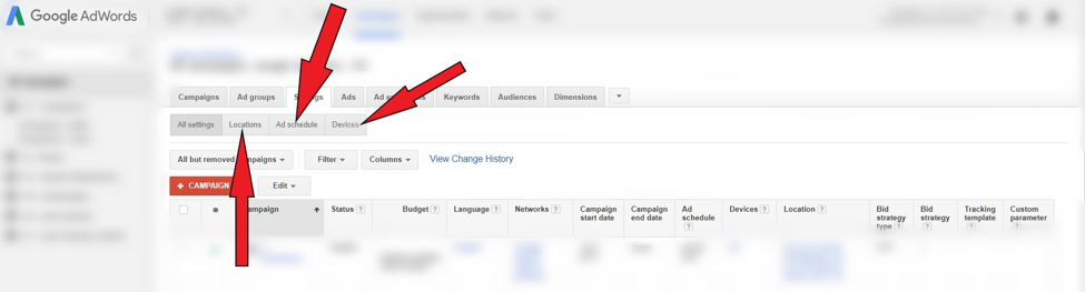 AdWords Reports