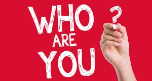 who are you personal brand