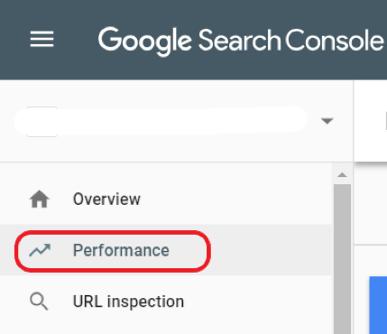 click through rates google search console image