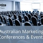 Australian Marketing Conferences and Events – October 2019