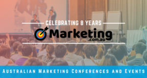Australian marketing events 2020
