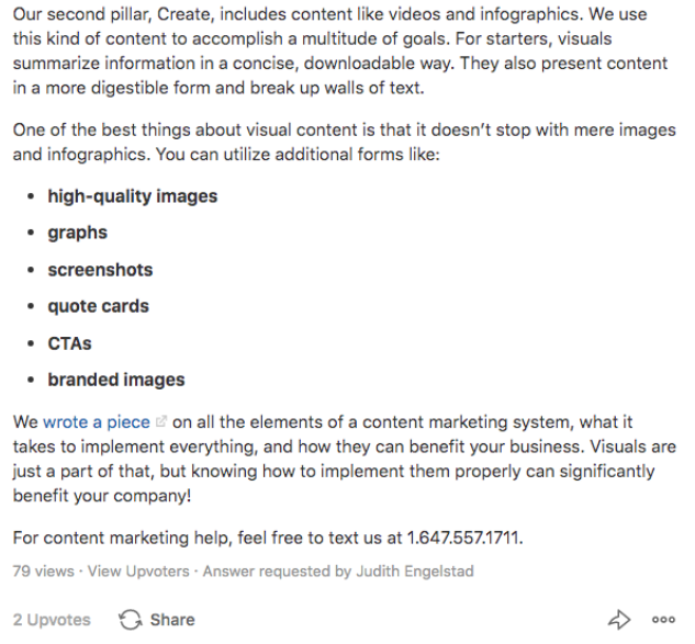 How Quora Drives Referral Traffic to a Site