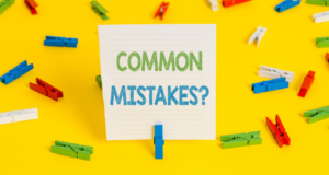 Digital Marketing Mistakes