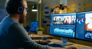 What Are The Steps of Post-Production?