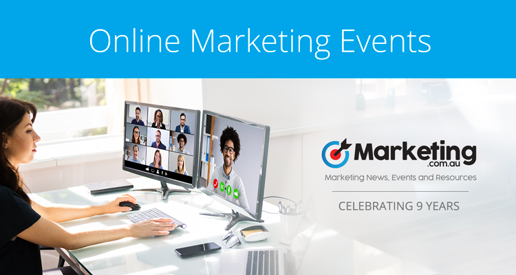 Marketing Events – May 2021